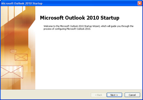 outlook2010_startup
